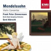 Felix Mendelssohn-Bartholdy: Violin Concerto in D Minor