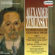 zemlinsky_symphonische_gesaenge
